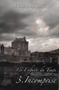 Les Enfants du Temps - Incomprise (couverture recto : Pierre Lergenmüller)