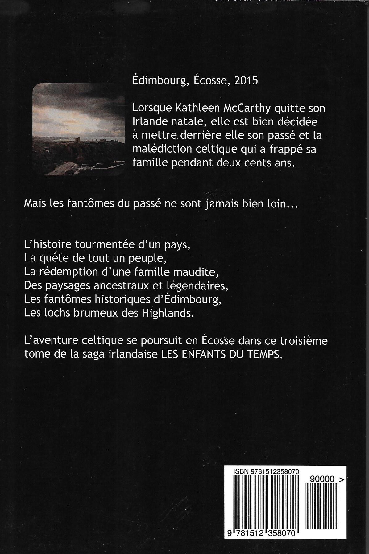 Les Enfants du Temps - Incomprise (couverture verso)