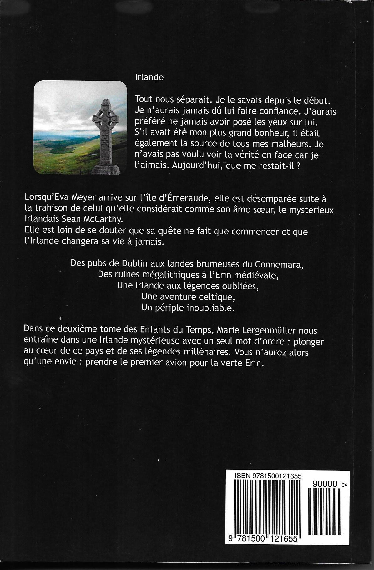 Les Enfants du Temps - Insoumise (couverture verso)