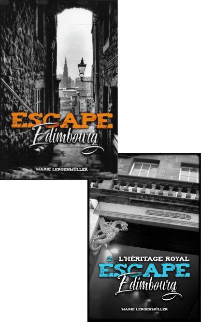 Escape Edimbourg - le pack complet